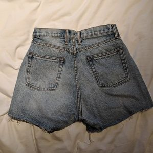 Brandy Melville Shorts - John Galt- Brandy Mellville Cutoff shorts
